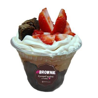 Brownie 250ml