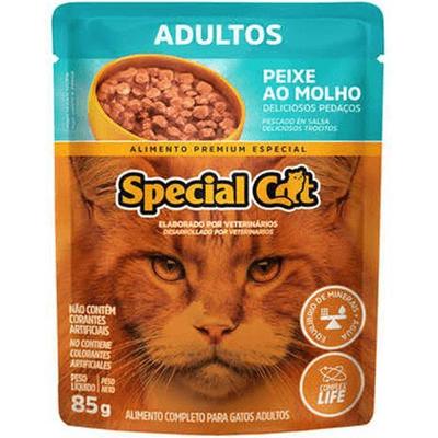 Sachê Special Cat peixe