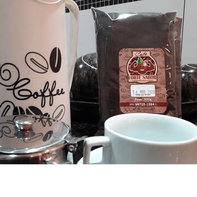 Café Moído na Hora - 1kg