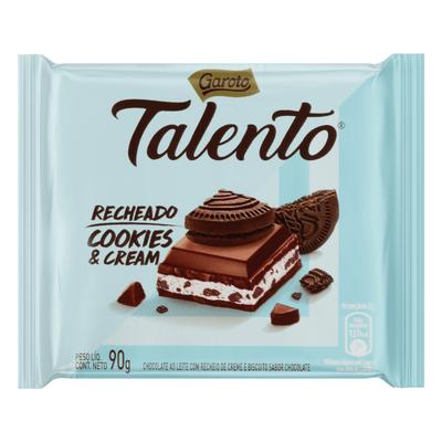 Talento Cookies & Cream 90g