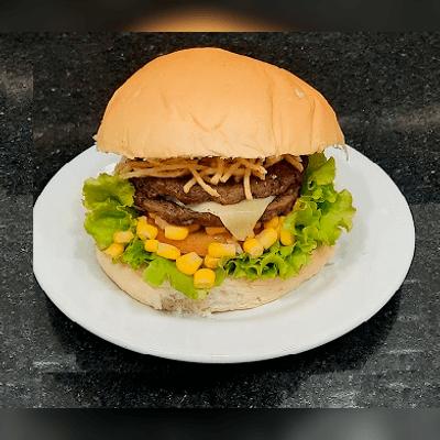 9- Hambúrguer
