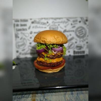 Beef Cheddar Double