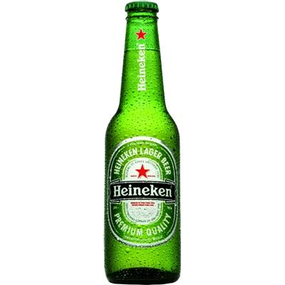 Heineken Long Neck Garrafa 330 ml
