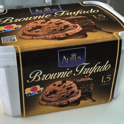 Pote de Brownie Trufado 1,5l