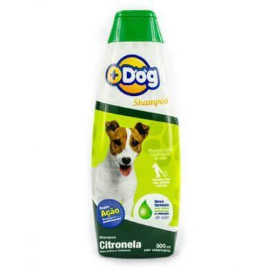 Shampoo Mais Dog 500ml Citronela