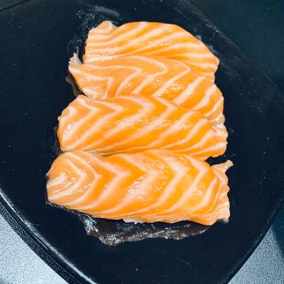 Niguiri de salmão
