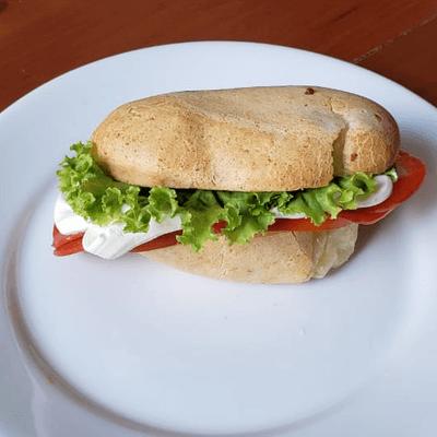 Sanduíche de Pepperoni