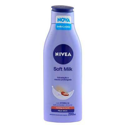 Hidratação com Maciez Prolongada Soft Milk - 200ml