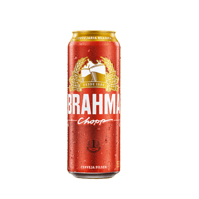 Brahma Latão 473ml