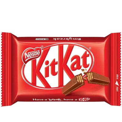 Barra de Chocolate Kit Kat