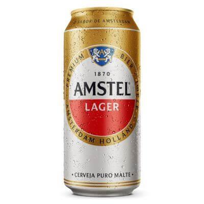 Amstel Latão 473ml