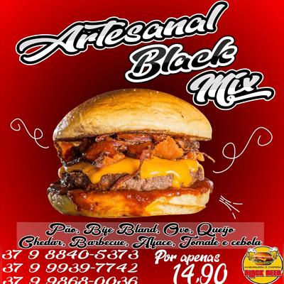 Artesanal Black Mix