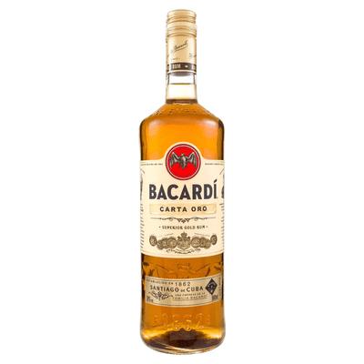 Bacardí Ouro