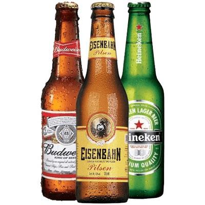 Cervejas Longneck