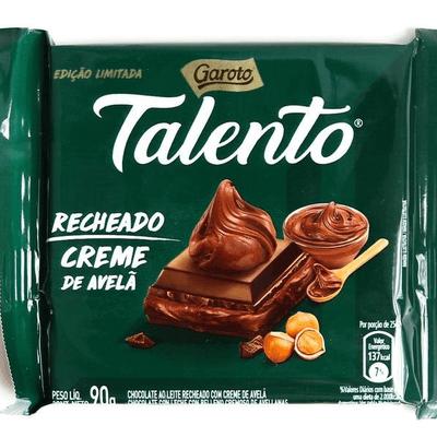 Talento Creme de Avelã 90g