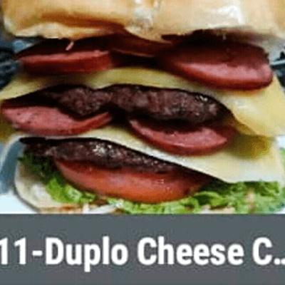11 - Duplo Cheese Calabresa