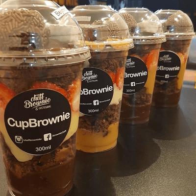 Cup Brownie
