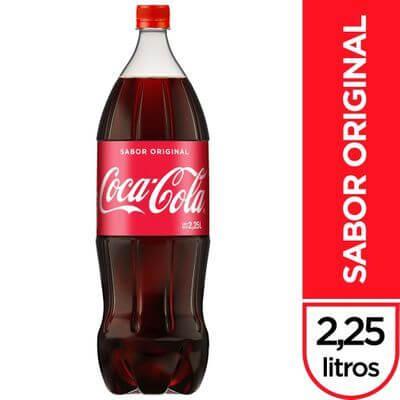 Coca Cola 2,250L
