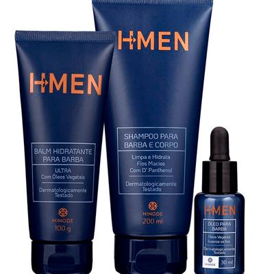 Shampoo para Barba e Corpo 200ml