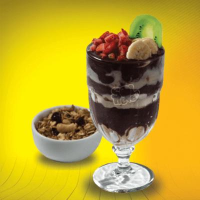 Taça Açaí Mix de Frutas - 350ml