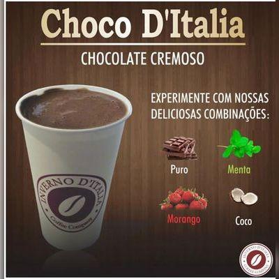 Choco D'Italia Menta