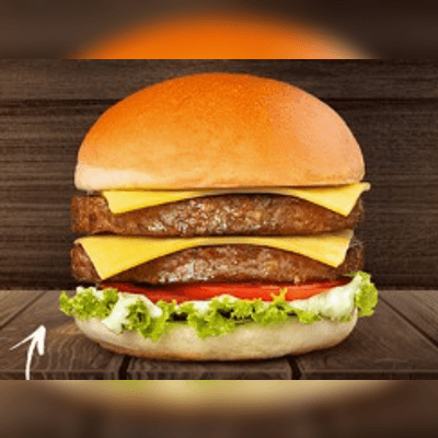 Double Picanha Burguer