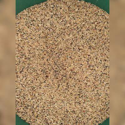 Mistura para Canario belga 1kg a granel