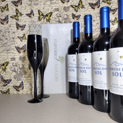 Vinho Português Portas do Sol Tinto