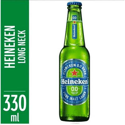 Heineken Long Neck Zero