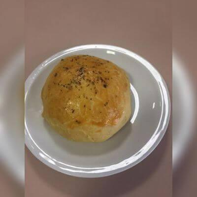 Pão de Batata Recheado com Frango e Requeijão