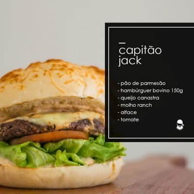 Promoção: 2 Capitão Jack