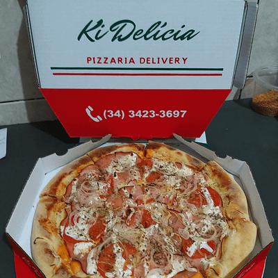 Pizzas | 4 Pedaços