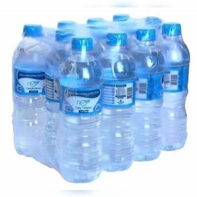 Agua Mineral sem Gás