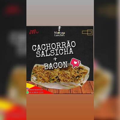 Salsicha e Bacon