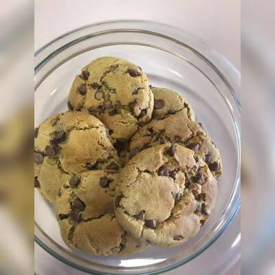 Cookies Gotas de Chocolate