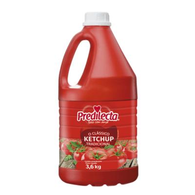 Ketchup Predilecta - 3,6kg