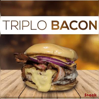 Triplo Bacon