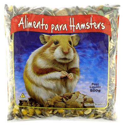 Ração Hamster nutripassaros 500g
