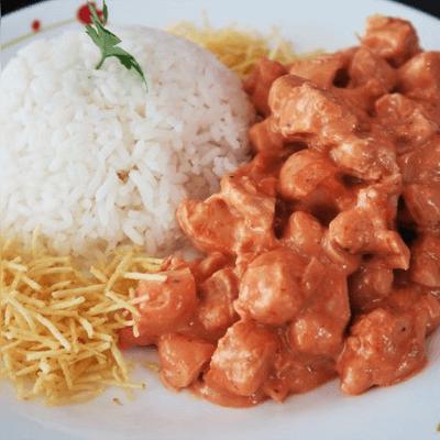StrogoNhoque de Carne
