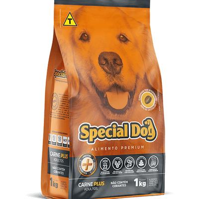 Special Dog Plus Carne 15kg Premium