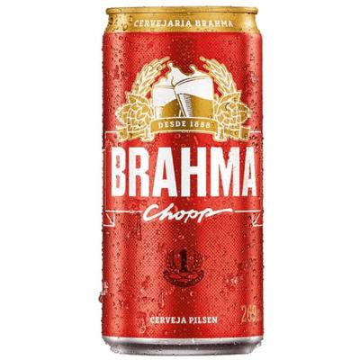 Brahma latão 550 ml