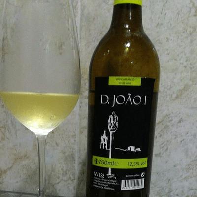 Vinho Português D. João I Branco - 750ml