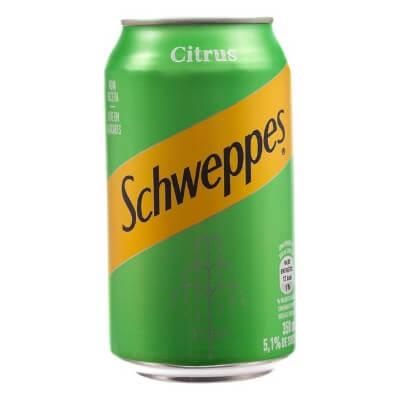 Schweppes Citros - 350ml