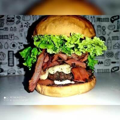 05 - Bacon Burger