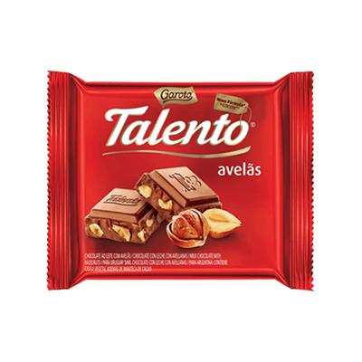 Mini Talento Avelã 25g