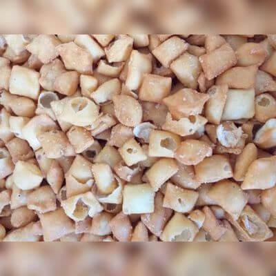 Biscoito Salgado de Camarão - 100g