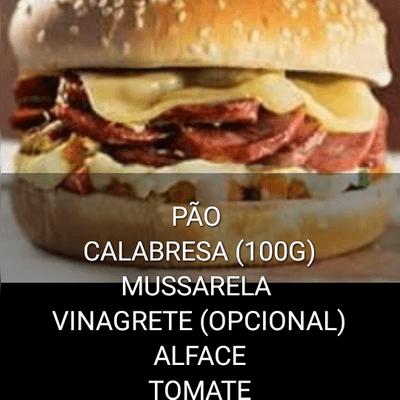 X CALABRESA