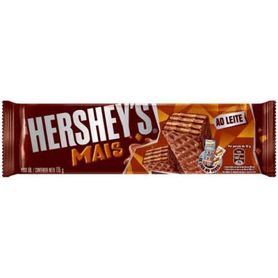 chocolate HERSHEY S +102g AO LEITE
