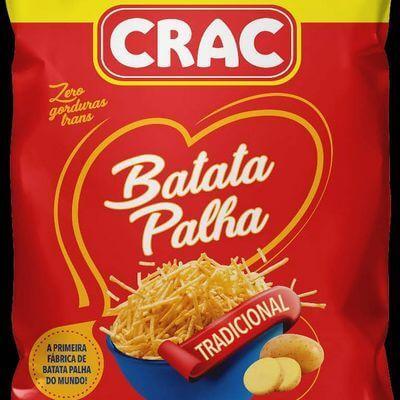 Batata Palha CRAC - 70g