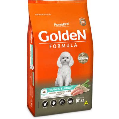 Golden Cães Adultos Pequeno Porte  10 KG